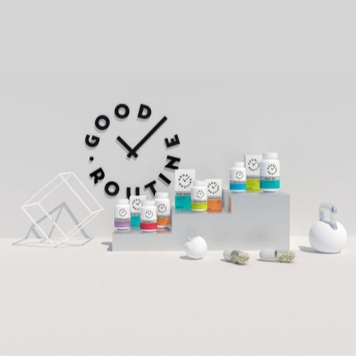 Secom® lanseaza Good Routine®, primul brand de suplimente alimentare din portofoliu